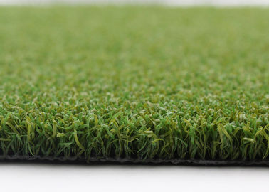 Relvado artificial do mini golfe sintético bicolor, 15 milímetros de grama artificial high-density